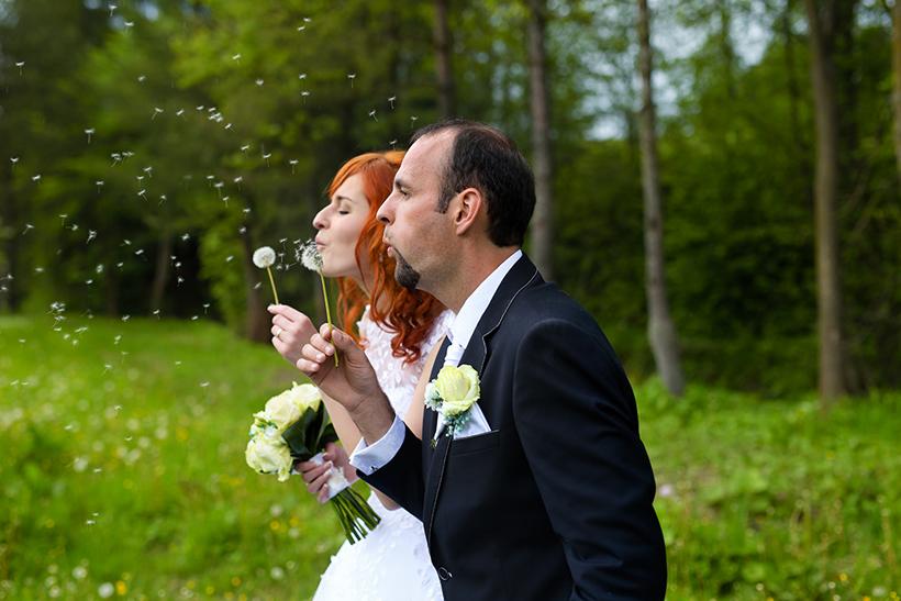 Fotenie svadby Novoť na Orave