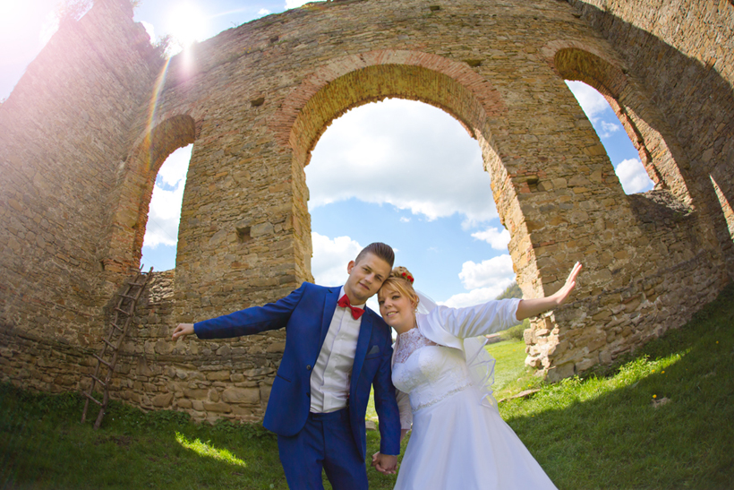 Svadba podbieľ Františková huta