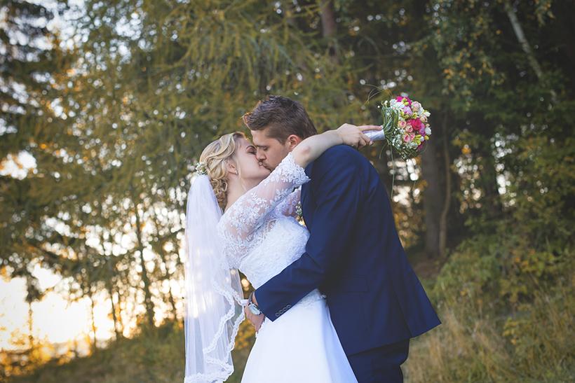 svadba jeseň Zákamenné