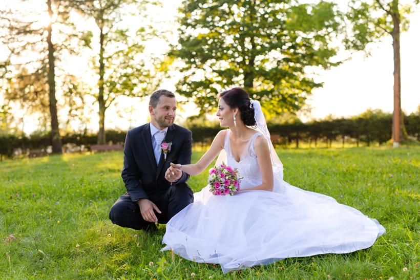 svadba v lete Oravská lesná