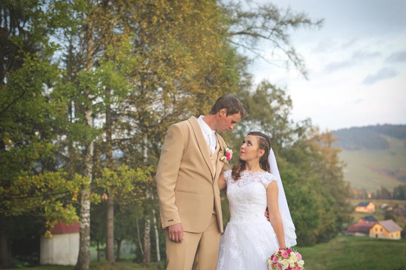 svadba Zakamenné kalvária