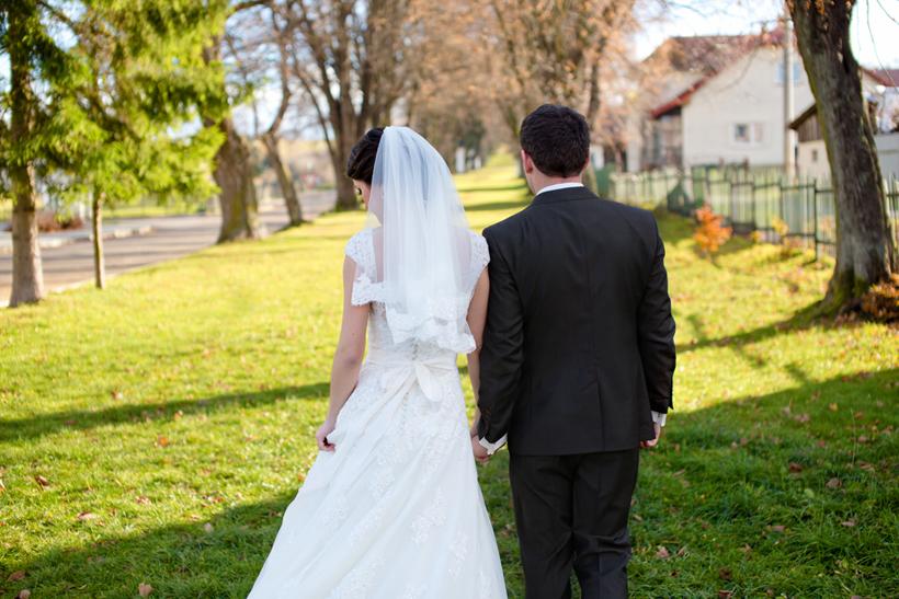Fotenie tradičnej Oravskej svadby